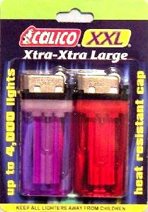 Calico Lighters