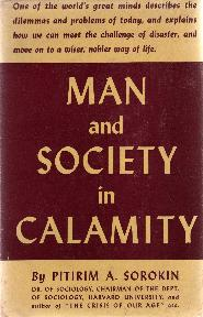 Man and Society Cover