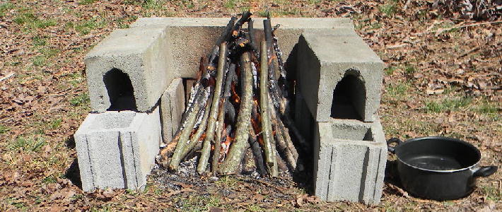 Teepee Fire Two