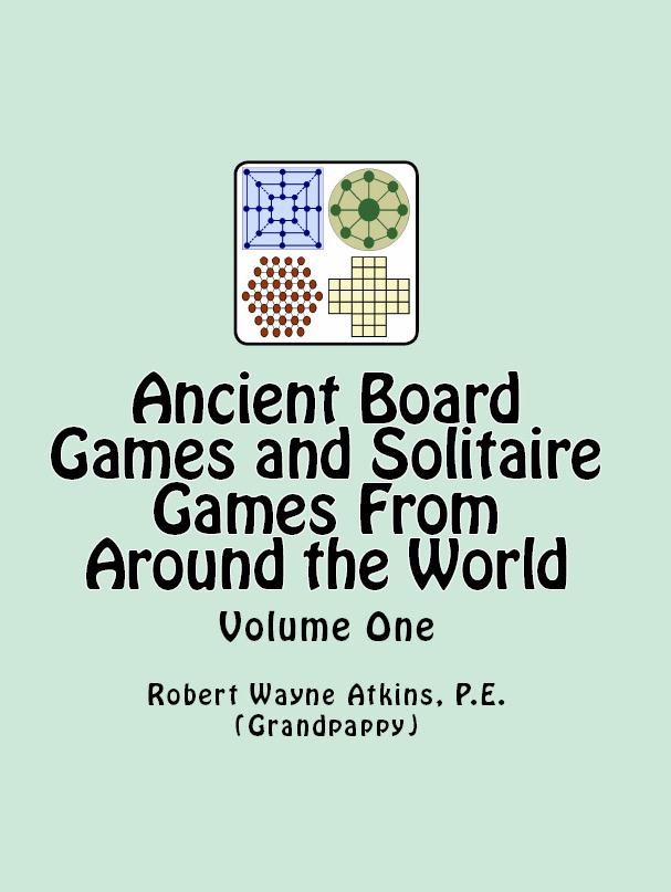 Direct Link to Amazon Web Page for Ancient Board Games and Solitaire Games From Around the World