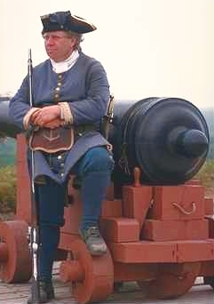 Black Powder Rifle and Cannon