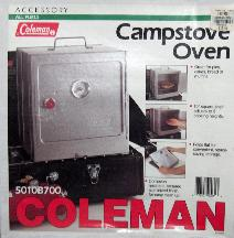 Coleman Camp Oven
