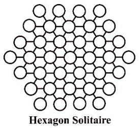 Hegagon Solitaire
