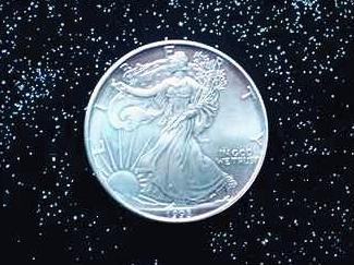 A Coin in the Heavens