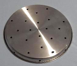Trivet with 28 Holes