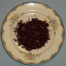 Dried Blueberry Powder