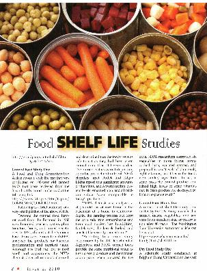 Shelf Life of Canned and Dry Foods by Robert Wayne Atkins, P.E. ...