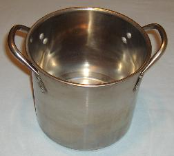 Stainless Steel One Gallon Pot