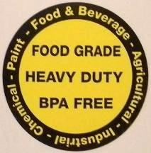 Food Grade Label